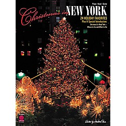 Cherry Lane Christmas in New York Piano, Vocal, Guitar Songbook (2500290)