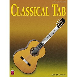 Cherry Lane Classical Guitar Tab Book (2500808)
