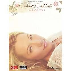 Cherry Lane Colbie Caillat - All Of You PVG Songbook (2501688)