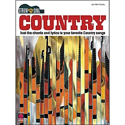 Cherry Lane Country- Strum & Sing Series (2500755)
