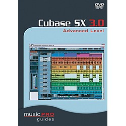 Cherry Lane Cubase SX 3.0 Advanced Level DVD Music Pro Guide Series (320672)