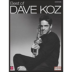 Cherry Lane Dave Koz Best Of (2500848)