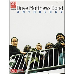 Cherry Lane Dave Matthews Band - Anthology Guitar Tab Songbook (2501077)