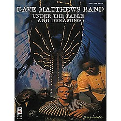 Cherry Lane Dave Matthews Band - Under the Table and Dreaming Book (2502192)