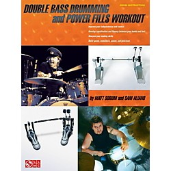 Cherry Lane Double Bass Drumming And Power Fills Workout (2501670)