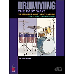 Cherry Lane Drumming The Easy Way!  By Tom Hapke (2500191)