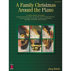 Cherry Lane Family Christmas Around The Piano For Easy Piano (2500398)