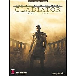 Cherry Lane Gladiator Piano Solo Selections (2500318)