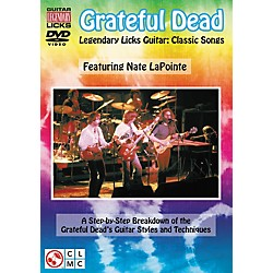 Cherry Lane Grateful Dead Legendary Licks - Classic Songs for Guitar DVD (2500968)