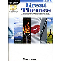 Cherry Lane Great Themes - Instrumental Play-Along Book/CD (842477)