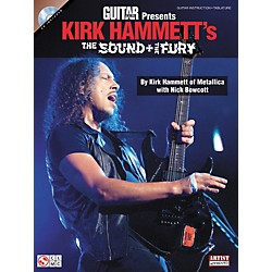 Cherry Lane Guitar World Presents Kirk Hammett's The Sound And The Fury Book/CD (2500721)