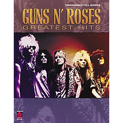 Cherry Lane Guns N' Roses Greatest Hits Guitar Tab Songbook (2500361)