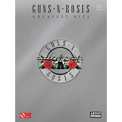Cherry Lane Guns N' Roses Greatest Hits for Piano/Vocal/Guitar Songbook (2501754)