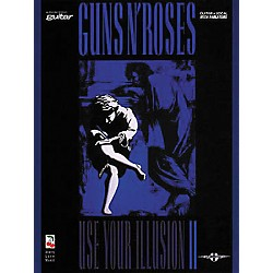 Cherry Lane Guns N' Roses Use Your Illusion II Guitar Tab Songbook (2501194)