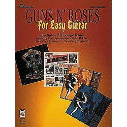 Cherry Lane Guns N' Roses for Easy Guitar Tab Songbook (2506880)