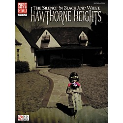 Cherry Lane Hawthorne Heights: The Silence In Black and White Guitar Tab Songbook (2500939)