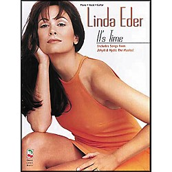 Cherry Lane It's Time Linda Eder Piano, Vocal, Guitar Songbook (2502209)