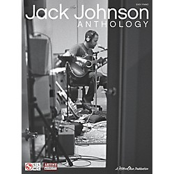 Cherry Lane Jack Johnson - Anthology For Easy Piano (2501313)