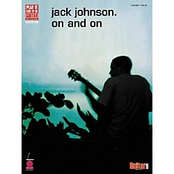 Cherry Lane Jack Johnson On and On Guitar Tab Songbook (2500653)