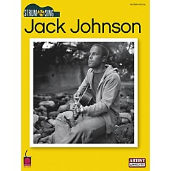 Cherry Lane Jack Johnson Strum & Sing Guitar Songbook (2500858)