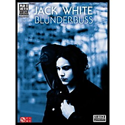 Cherry Lane Jack White - Blunderbuss Guitar Tab Songbook (102592)