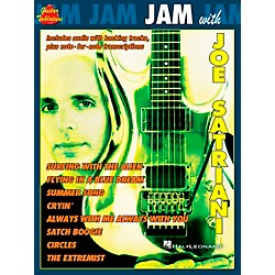 Cherry Lane Jam with Joe Satriani Book with CD (2500426)