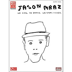 Cherry Lane Jason Mraz - We Sing, We Dance, We Steal Things (Guitar Tab Songbook) (2501324)