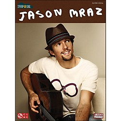 Cherry Lane Jason Mraz Easy Guitar Songbook Strum And Sing Series (2501452)