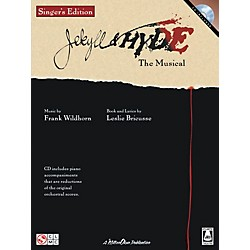 Cherry Lane Jekyll & Hyde - Singer's Edition (Book/CD) (2501547)