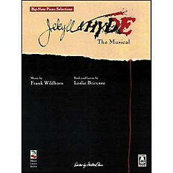 Cherry Lane Jekyll And Hyde - Selections From The Musical For Big Note Piano (2500023)