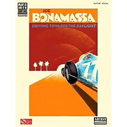 Cherry Lane Joe Bonamassa Driving Towards The Daylight Guitar Tab Songbook (110278)