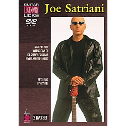 Cherry Lane Joe Satriani (2-DVD Set) (2500767)