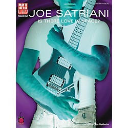 Cherry Lane Joe Satriani Is There Love in Space? Guitar Tab Songbook (2500733)