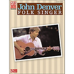 Cherry Lane John Denver Folk Singer Tab Book (2500984)