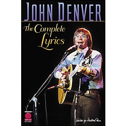 Cherry Lane John Denver The Complete Lyrics (2500459)