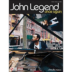 Cherry Lane John Legend Once Again arranged for piano, vocal, and guitar (P/V/G) (2500988)