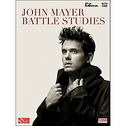 Cherry Lane John Mayer - Battle Studies Easy Guitar Songbook (2501503)