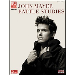 Cherry Lane John Mayer - Battle Studies Tab Book (2501502)