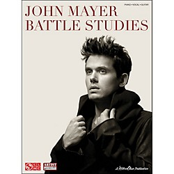 Cherry Lane John Mayer: Battle Studies arranged for piano, vocal, and guitar (P/V/G) (2501504)