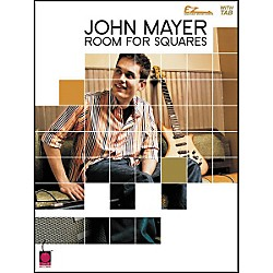 Cherry Lane John Mayer Room for Squares Easy Guitar Tab Songbook (2500668)