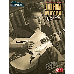 Cherry Lane John Mayer Strum & Sing Ukulele Songbook (2501706)