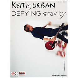 Cherry Lane Keith Urban - Defying Gravity arranged for piano, vocal, and guitar (P/V/G) (2501403)