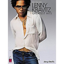 Cherry Lane Lenny Kravitz - Greatest Hits Piano, Vocal, Guitar Songbook (2500381)