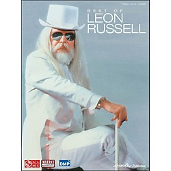 Cherry Lane Leon Russell, Best Of arranged for piano, vocal, and guitar (P/V/G) (2500982)