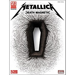Cherry Lane Metallica: Death Magnetic Drum Songbook (2501315)