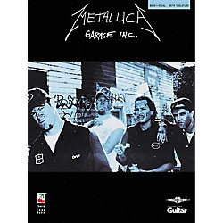 Cherry Lane Metallica Garage Inc. Bass Tab Songbook (2500075)