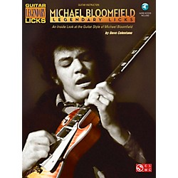 Cherry Lane Michael Bloomfield - Legendary Licks Book/CD (102574)