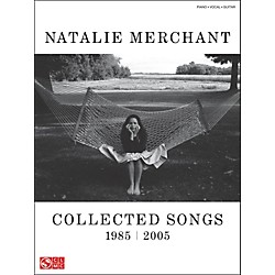 Cherry Lane Natalie Merchant Collected Songs 1985/2005 arranged for piano, vocal, and guitar (P/V/G) (2500971)