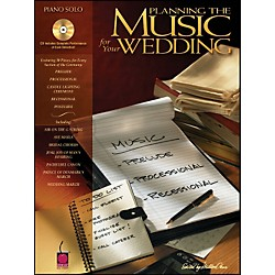 Cherry Lane Planning The Music For Your Wedding arranged for piano solo (2500487)