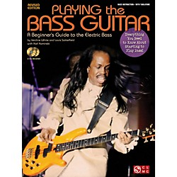 Cherry Lane Playing The Bass - A Beginner's Guide to the Electric Bass Revised Edition Book/CD (2501579)